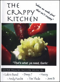 The Crappy Kitchen - Volume 1